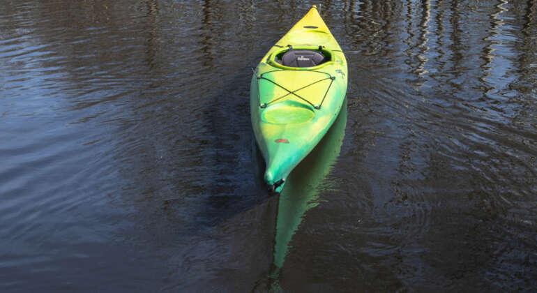Eenpersoons kano